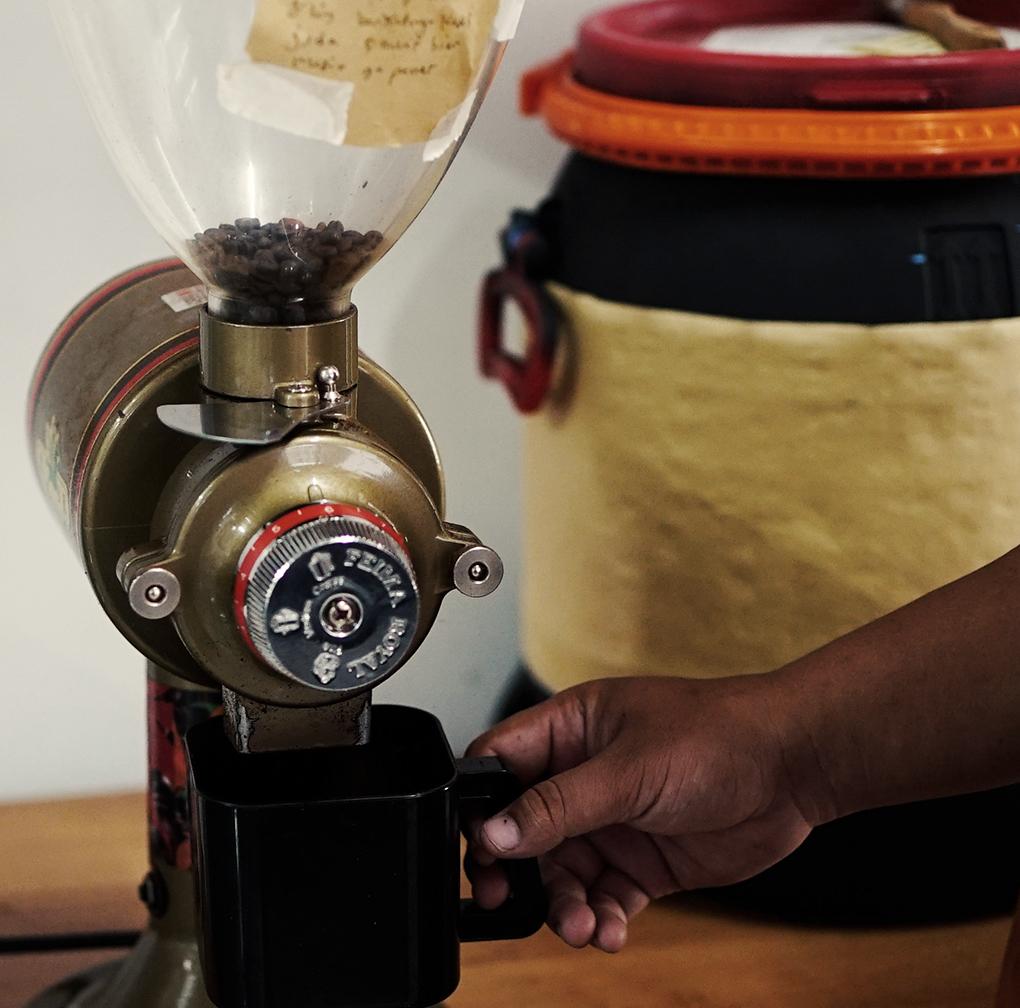 Coday Coffee Lab Jogja