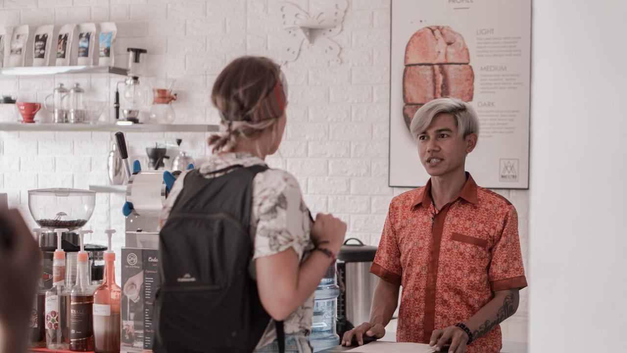 Manajemen Coffee Shop