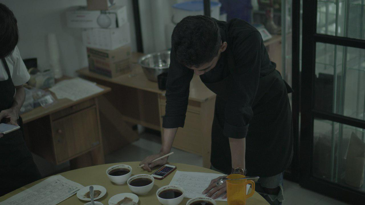 Belajar Coffee Cupping
